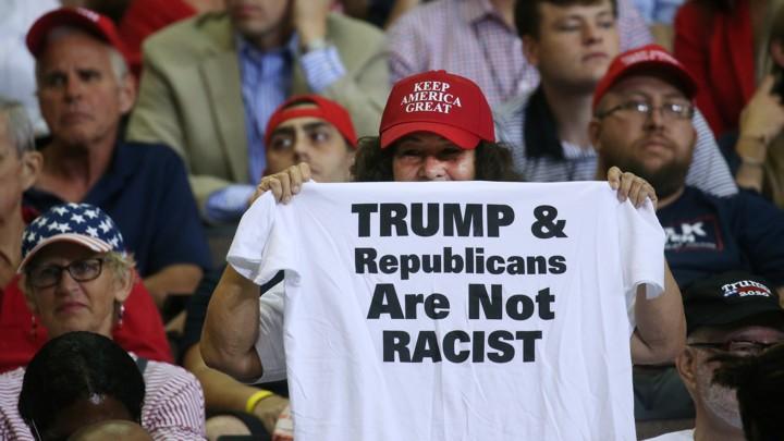 Billedresultat for trump rally cincinnati august black people