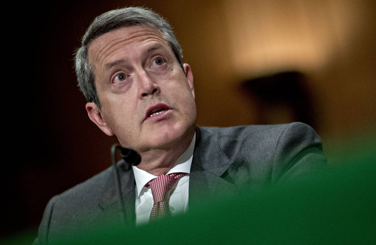 Meet Randal Quarles, Trump's Pick to Shake Up the Fed - WSJ