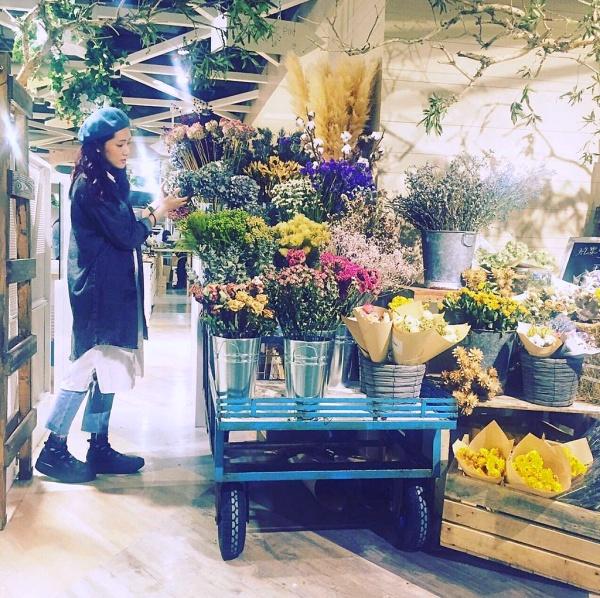 台北-花藝教室-松果手感