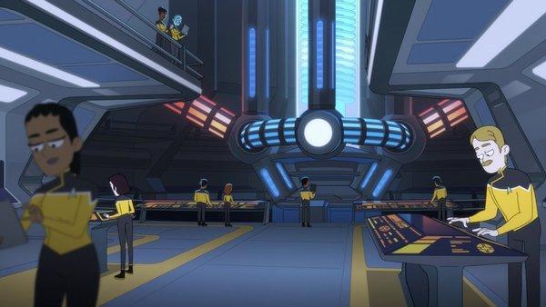 Star Trek Lower Decks: Every Easter Egg & Hidden Reference From 'Envoys' –  Page 13