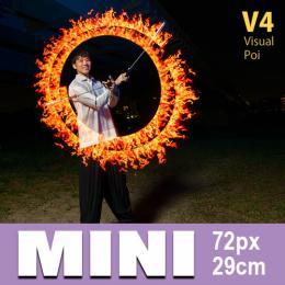 ビジュアルポイ V4 Mini Visual Poi V4 Mini  【納期3週間~】
