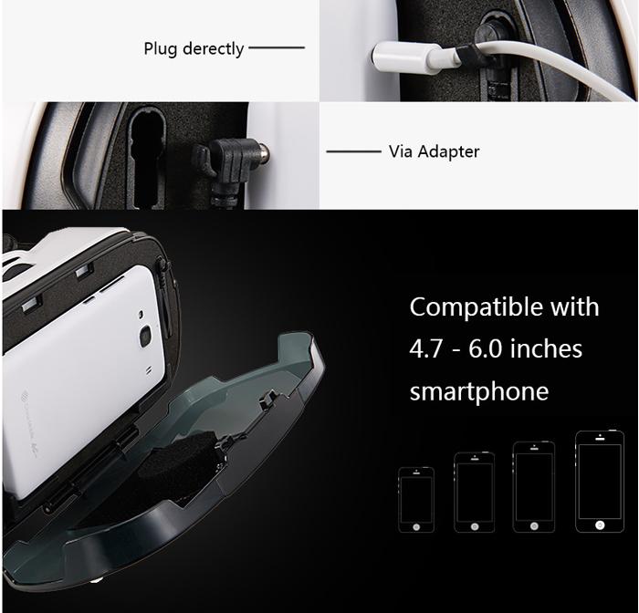 Kính thực tế ảo VR Baofeng Mojing 3 Plus (Ảnh 10)