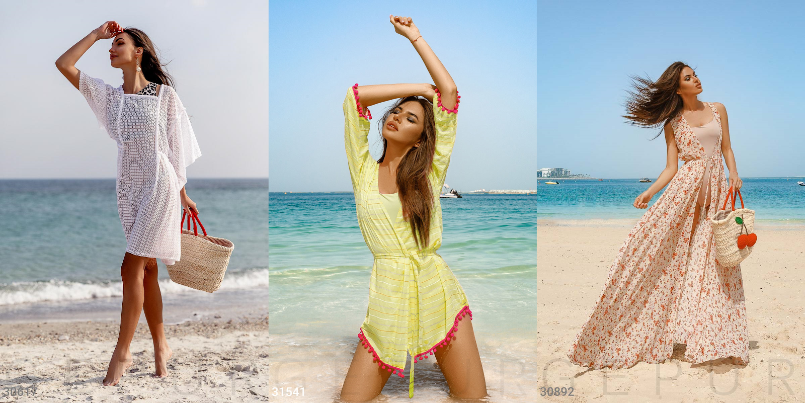 Найактуальніші пляжні туніки літа 2019: думка експертів
