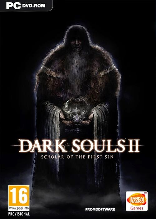 Dark Souls II Scholar of the First Sin-Full Cracked