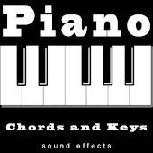 Piano Chords and Keys Sound Effects Text Tones and Ringtones