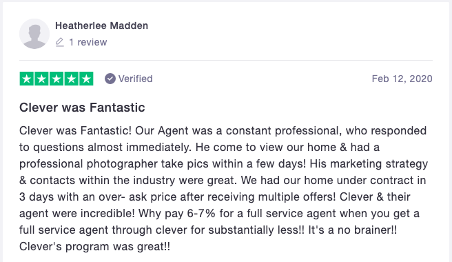 Heatherlee's Clever Real Estate Review