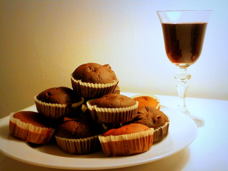 Wine muffins