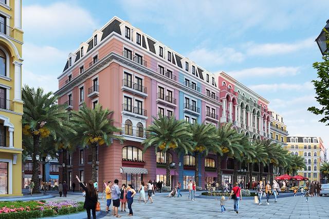 Dự án shop house Sun Grand City New An Thới có quy mô lên đến 35ha