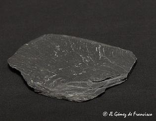 Unidad 02 los procesos geol gicos y petrogen ticos por for Pizarra roca