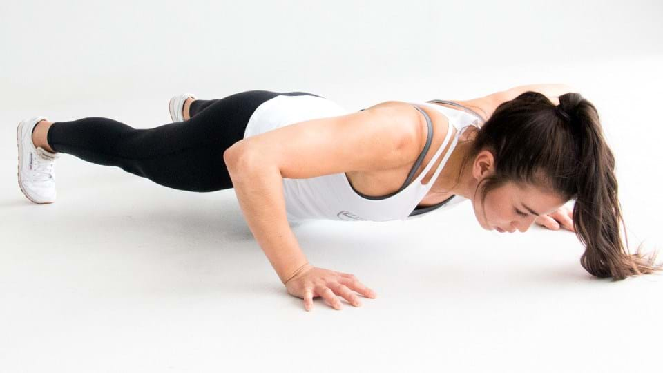 push up exercise to gain weight