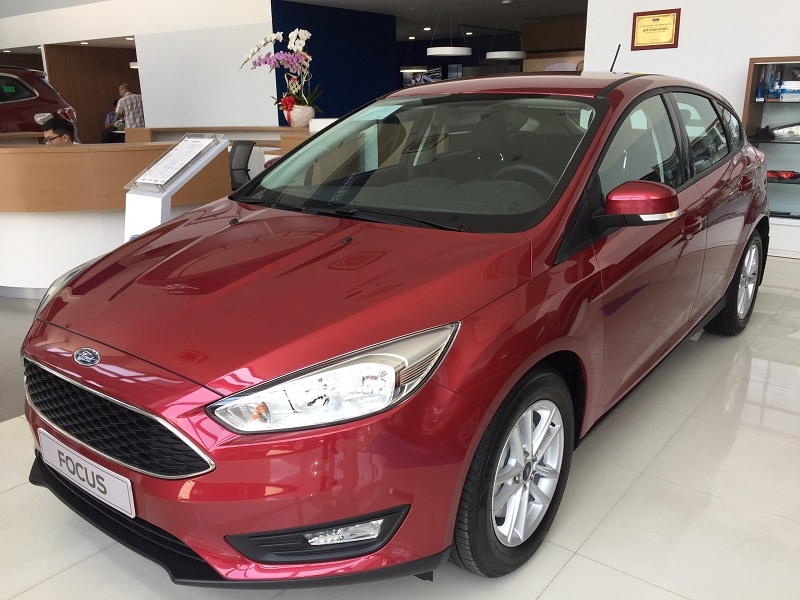ford focus trend 5d