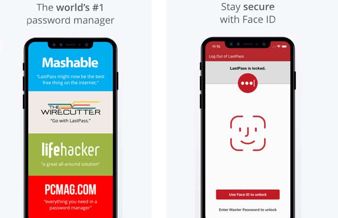 iphone password manager