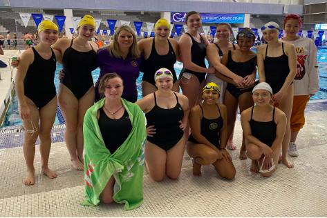 '19-'20 Swim Team