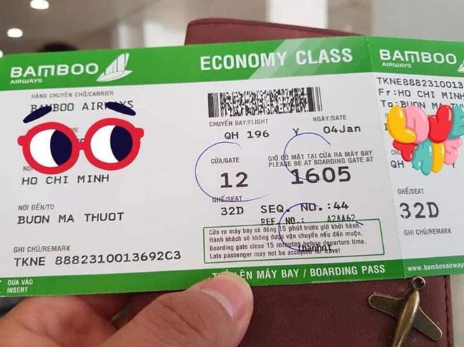 Vé máy bay Bamboo giá rẻ từ Bamboo