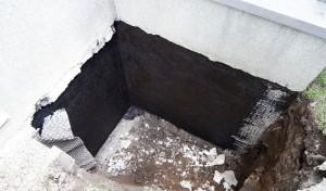 Гідроізоляція вологого підвального приміщення