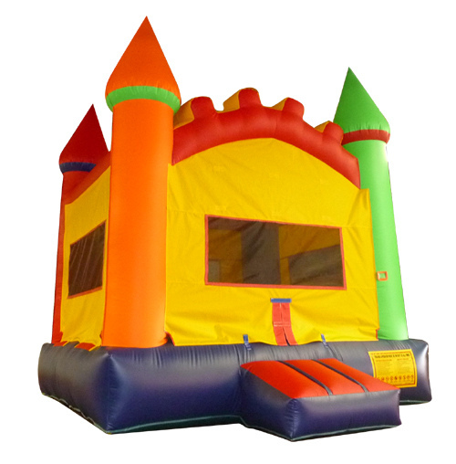 Castle Bounce House | by