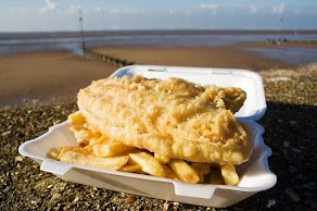 Image Source: Andrew Dunn (Wikimedia Commons) https://commons.wikimedia.org/wiki/File:Fish_and_chips.jpg (CC BY-SA 2.0)