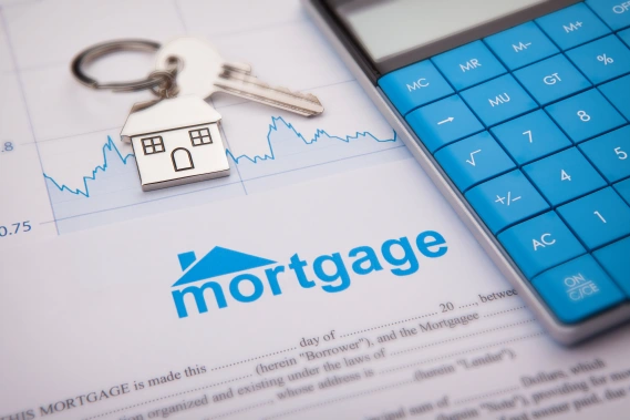 Mortgage Document Management System