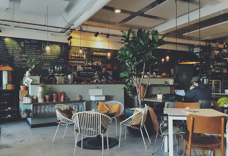 Vancouver, cafes in Vancouver