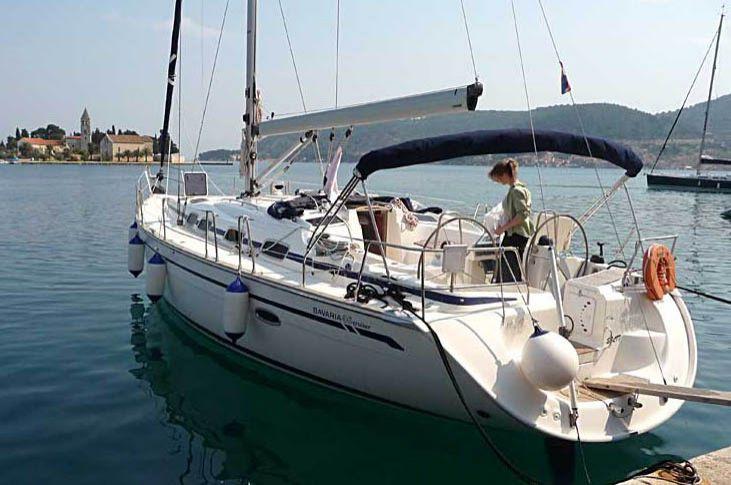 Les 4 meilleurs voiliers Blue Water de moins de 50 pieds