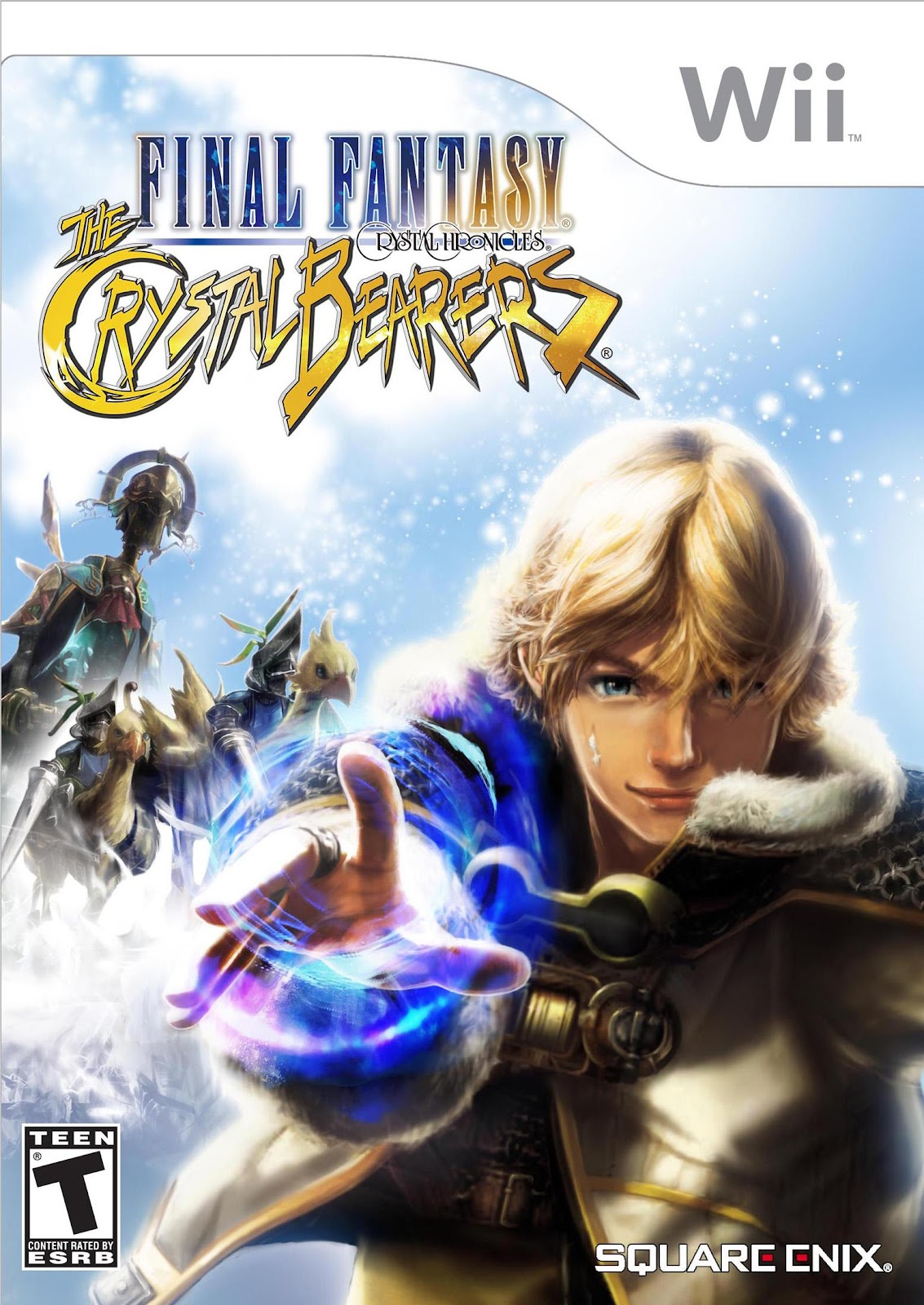 Image result for final fantasy crystal chronicles the crystal bearers