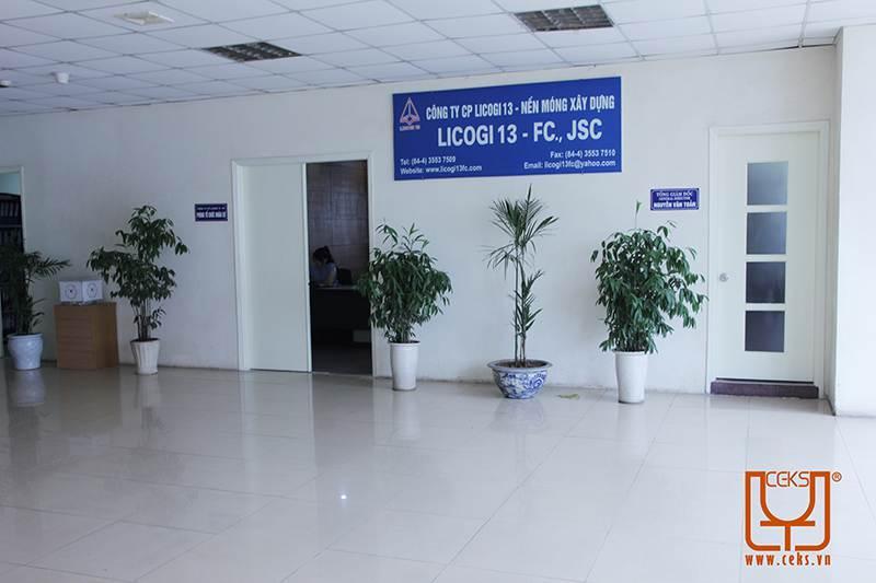 Văn phòng ảo tại Tòa nhà Licogi13