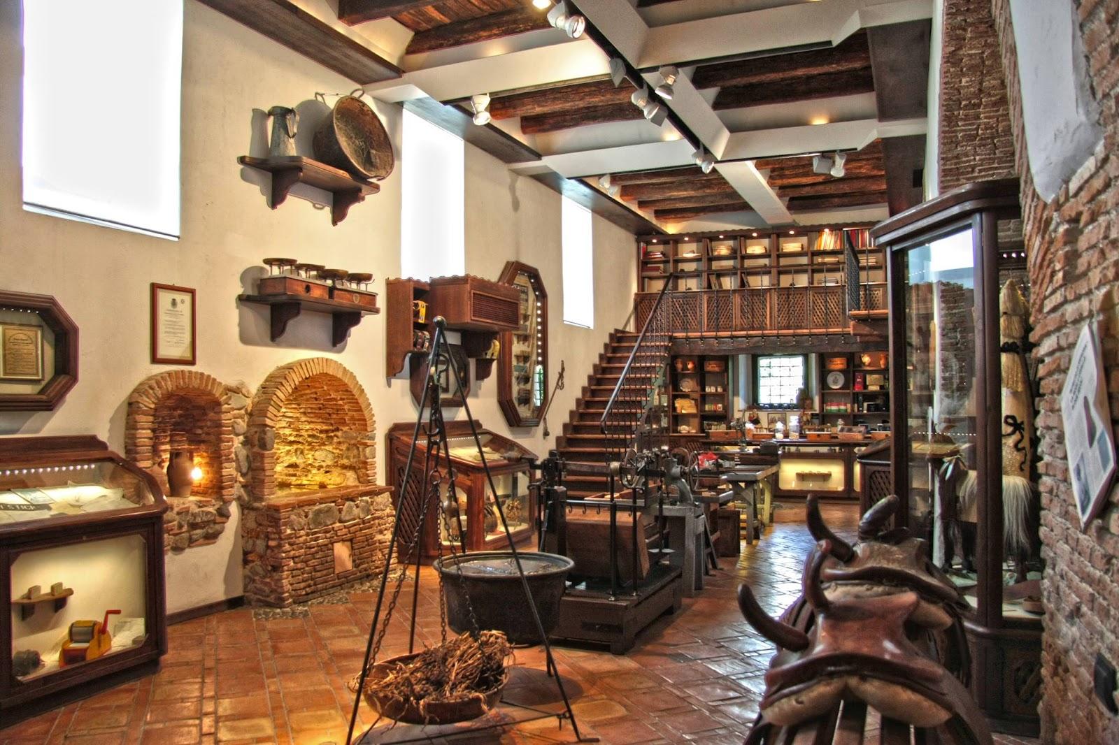 Museo d'impresa liquirizia Amarelli