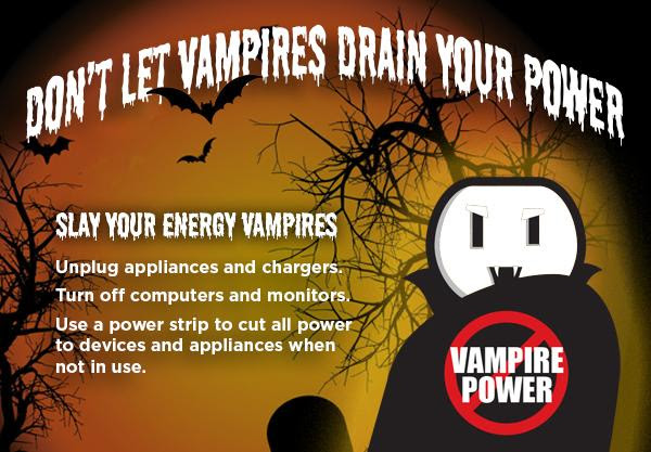 Don't Let Vampires Drain Your Power