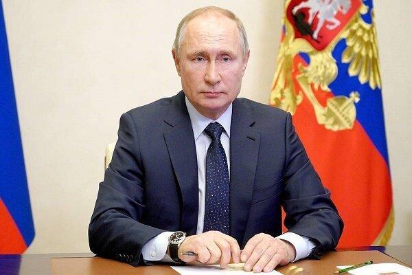 پوتین: نظام امنیتی اروپا تنزل چشمگیری داشته است