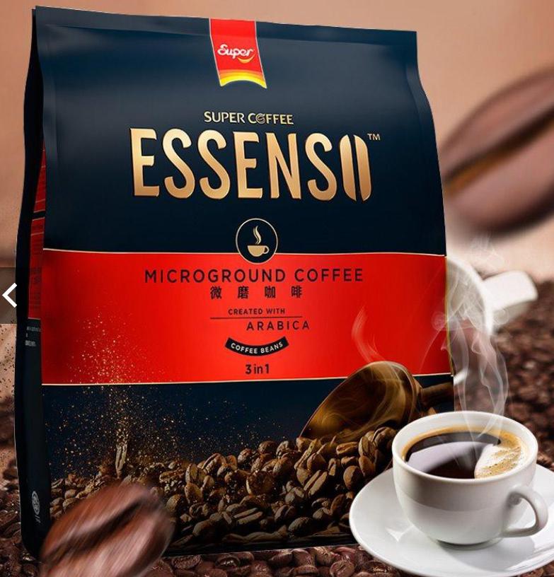 10. Essenso 3 in 1 Microground Coffee 100% Arabica
