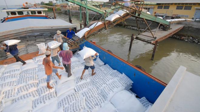 Việt Nam là 1 trong 3 quốc gia xuất khẩu lương thực lớn nhất toàn cầu  /// Ảnh Công Hân