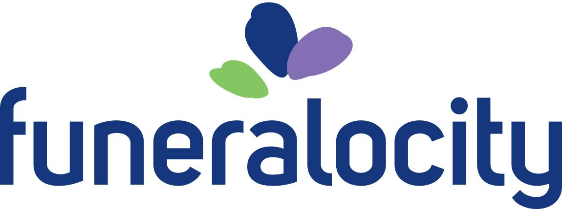 Funeralocity's logo