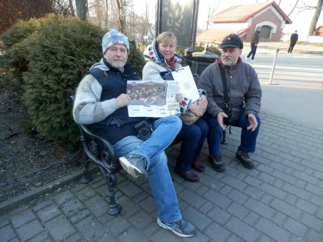 Автомобильный поход по территории Белорусии, Польши, Чехии, Германии, январь 2020 г.