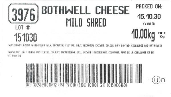 Mild Shred - 10 kg