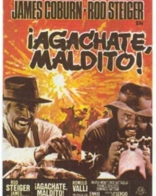 ¡Agáchate, maldito! (1971, Sergio Leone)
