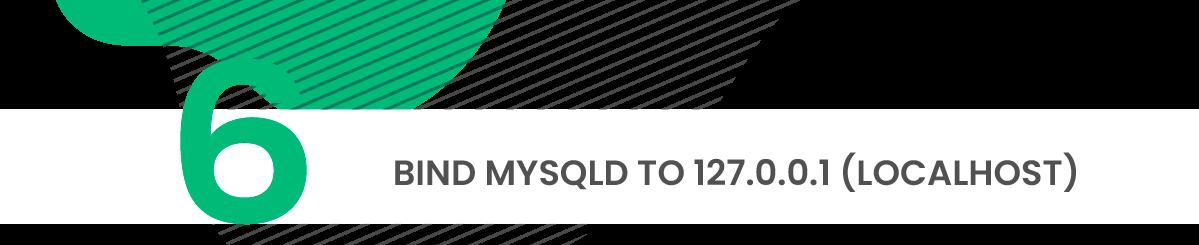 directadmin security tip 6 mysqld