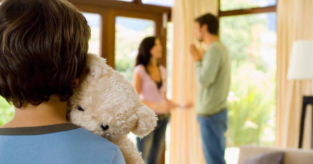 Boşanma çocuğa nasıl anlatılır?