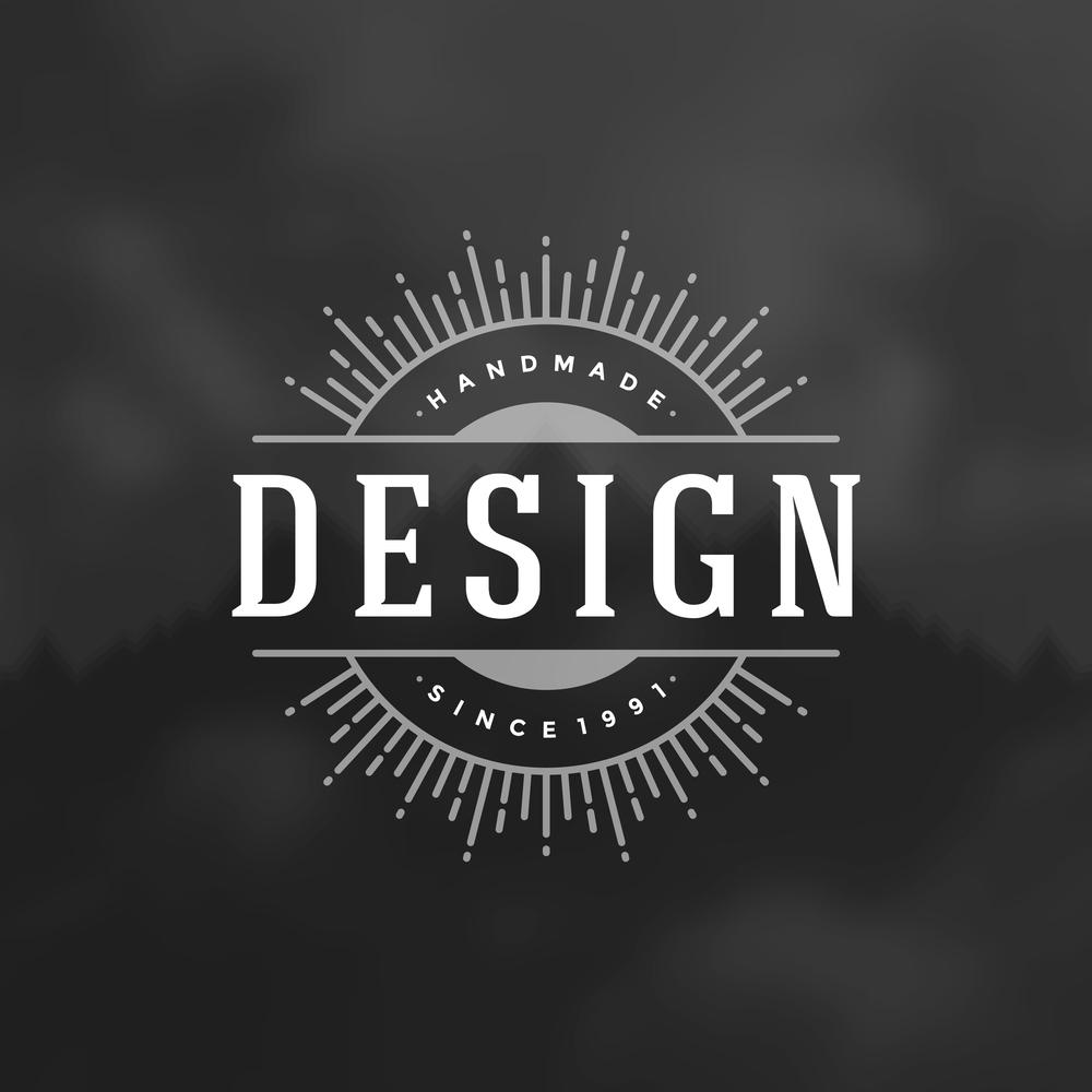 cách tạo logo hình tròn