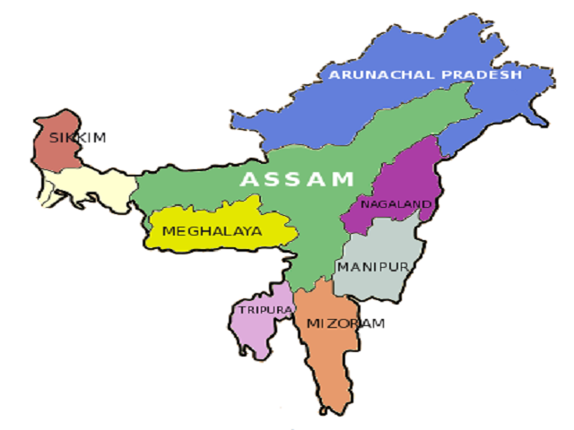 Image result for Northeast India