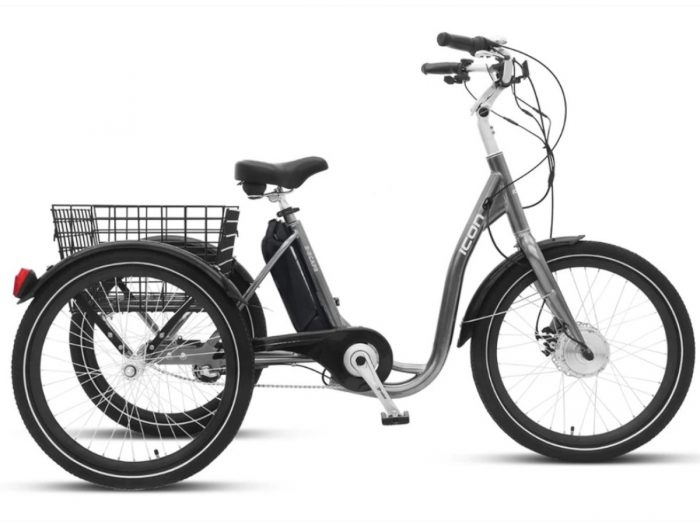 XDS E-Scape 24″ 3-Speed E-Trike – Metro Cycles
