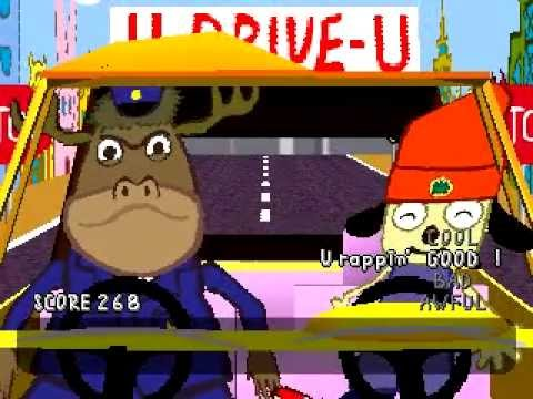 Image result for parappa the rapper psx