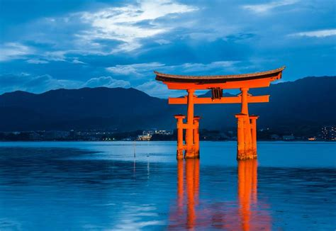 Torii gates mark sacred ground at Japan's holy sites | MNN - Mother Nature Network