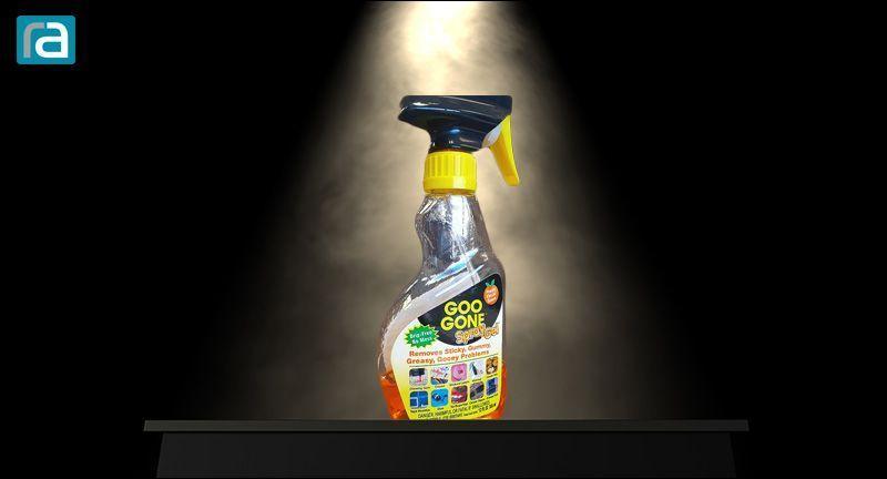 Goo Gone Whiteboard Cleaner