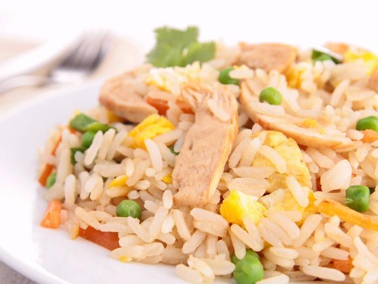 5. ข้าวผัดไก่สไตล์จีน