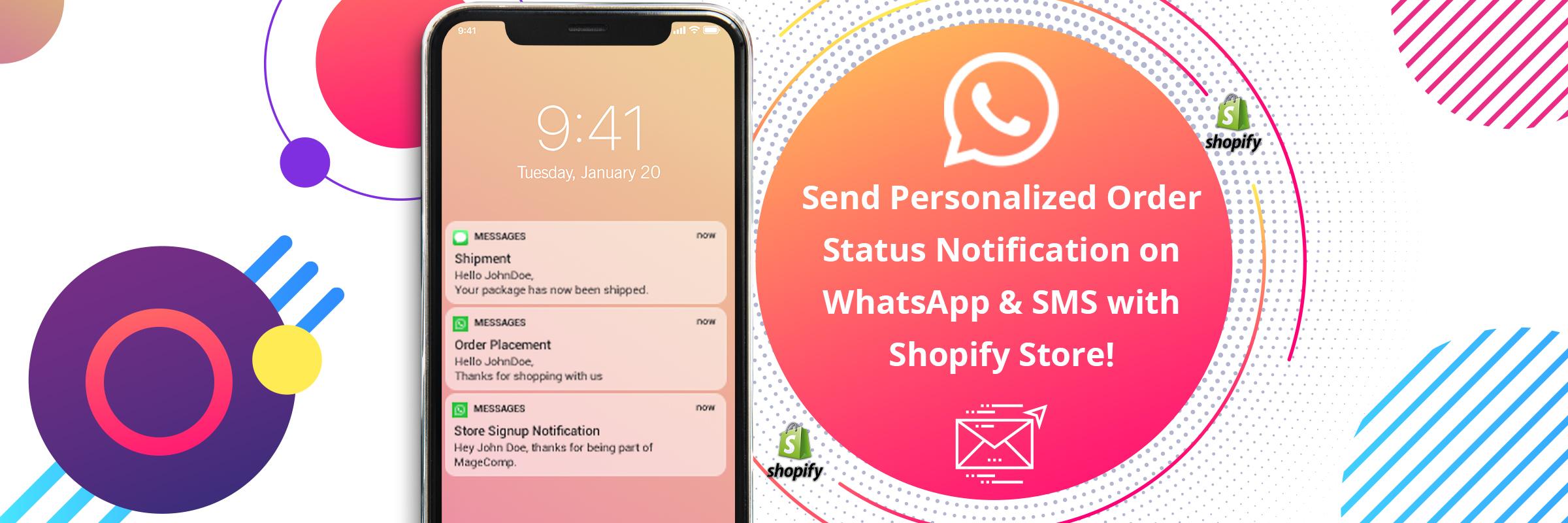 Shopify SMS
