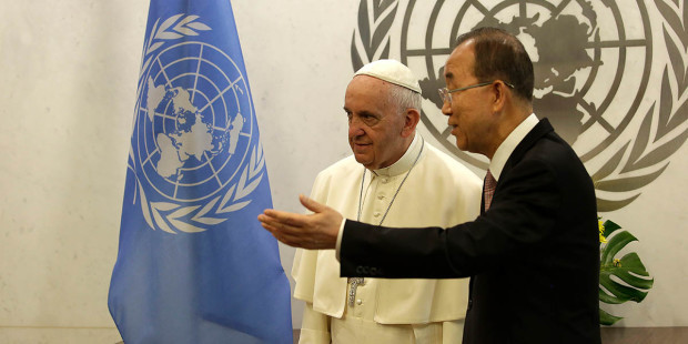 Hoạt động của Vatican tại LHQ