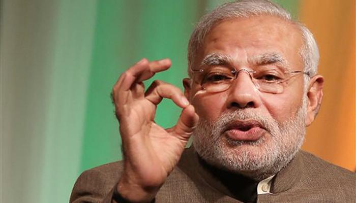 भारत को विनिर्माण उद्योगों के लिए शानदार जगह के रूप में पेश किया मोदी ने