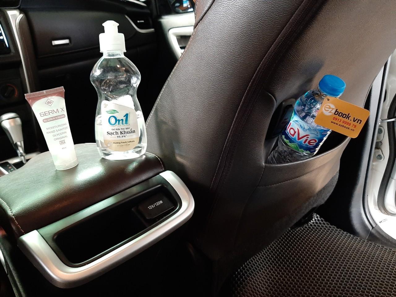 Thuê xe tại Ezbook có giá tốt, dịch vụ tốt