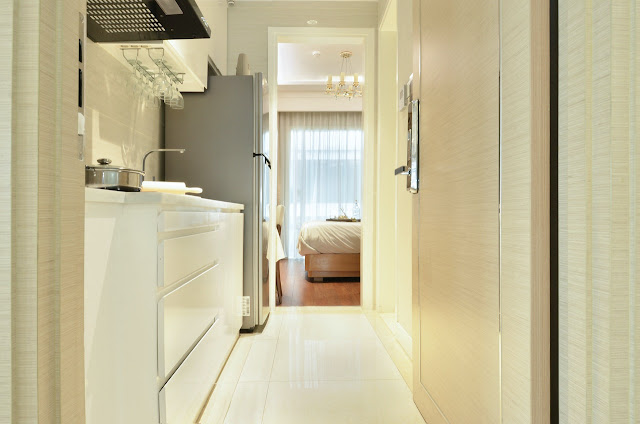 accommodation with a kitchen