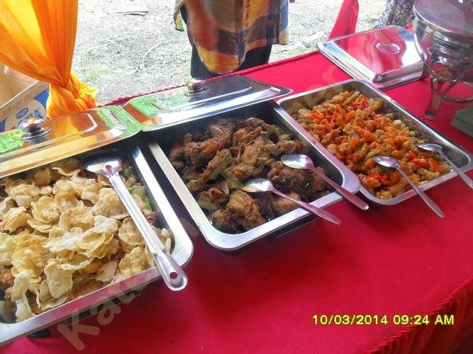Nasi Tumpeng Kosambi